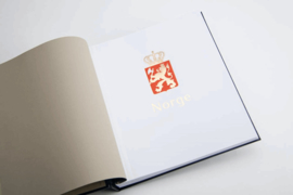 DAVO Luxe Titelvel/blad Noorwegen (Per Stuk)