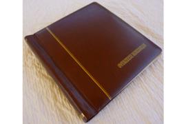 Gebruikt Exclusief Klassiek Schaubek album Suriname 904S