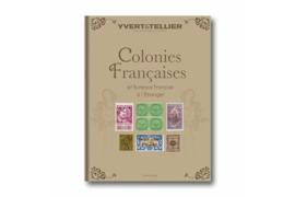 Yvert & Tellier Postzegelcatalogus Colonies Françaises et Bureaux Français à l´étranger - 2022 (ISBN 978-2-86814-293-1)