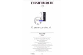 Nederland Importa EDB110 (NVPH 1531) Eerstedagblad Kamp Westerbork 1992