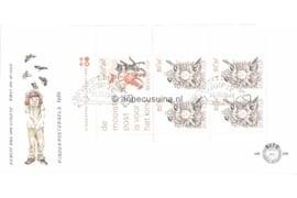 Nederland NVPH E206a Blok Kinderzegels 1982
