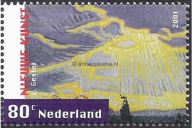 "Nederland NVPH 1974 Postfris (Zonder Tab) (80 cent) ""Nieuwe Kunst 1890-1910"" 2001"