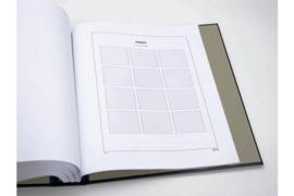 DAVO Luxe Bladen Frankrijk Persoonlijke postzegels Horizontaal TP-H (per 3 stuks)