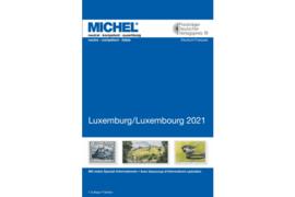 MICHEL Luxemburg/Luxembourg 2021 Mit vielen Spezial-Informationen (ISBN 978-3-95402-325-7)