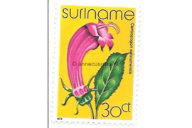 Zonnebloem 109 Postfris (30 cent) Orchideeën 1978