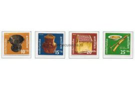 Nederlandse Antillen NVPH 436-439 Postfris Cultuur 1971