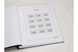 DAVO Luxe bladen Nederland Persoonlijke Postzegels Horizontaal (PH) (per 5 stuks)