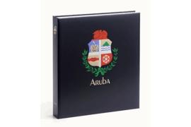 DAVO Luxe band voor postzegelalbum Aruba (zonder nummer) INCL. LUXE CASSETTE