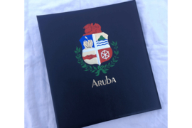 Gebruikt DAVO Luxe band Aruba I (zonder cassette) Originele druk!