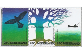 NVPH 1001-1500 Subnummers (NVPH catalogus) & Specialiteiten
