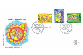 NVPH E110 50e Carnaval-viering 2004