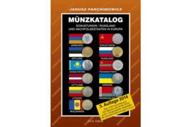 Münzkatalog Russland/Sowjetunion und Nachfolgstaaten in Europa 1921-2013 (ISBN 9783866465572)