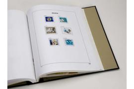 DAVO Luxe Bladen Zwitserland Dienstzegels 1918-2005