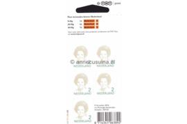 Nederland NVPH V2731 Postfris Velletje Koningin Beatrix; Met logo TNT -open hangoog- (3); Vel 5 x 2 2010