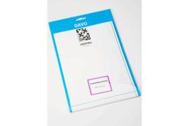 DAVO Cristal stroken C05 (Persoonlijke Postzegels) (2x5) 10 stuks