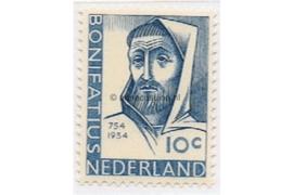 Nederland NVPH 646 Postfris Bonifatius 1954