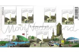 Nederland NVPH 2347 Postfris Blok Mooi Nederland (7) Amsterdam 2005