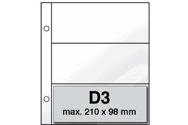 DAVO Mappen D3 (per stuk)