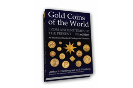 "Friedberg Gold Coins of the World - ""From ancient times to present"" 9th Edition-2017"