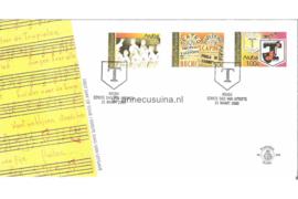 NVPH E105 50 jaar De Trupialen 2003