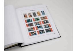 DAVO Luxe supplement Belgie Zegels uit Blokken 2016
