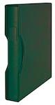 Lindner Ringband Regular met cassette Groen (Lindner 1124-G)