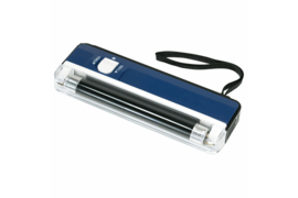 Lindner Lange golf UV lamp met Standaard en Zaklamp incl. batterijen (Lindner 7081MB)