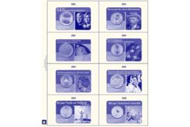 Hartberger S1 Inhoud Euro Coincards Nederland 2002-2019