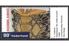 """Nederland NVPH 1975 Postfris (Met Tab) (80 cent) """"Nieuwe Kunst 1890-1910"""" 2001"""
