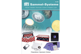 GRATIS! SAFE Munten/Medailles/Bankbiljetten/Toebehoren/Onderzoekapp./Loepen Verzamelcatalogus 2021-2022 (68)