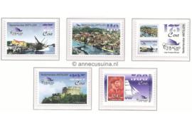 Nederlandse Antillen NVPH 1258-1262 Postfris 500 jaar Historie van Curaçao 1999