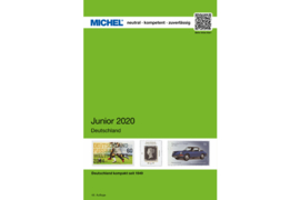 MICHEL Deutschland Junior 2020 (ISBN 9783954022908)