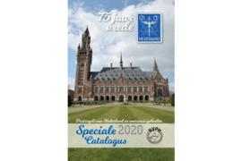 NVPH Speciale Catalogus Nederland & Overzeese Gebieden 2020