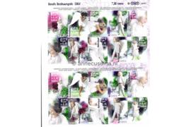 Nederland NVPH V2456-2465 Postfris Goede doelen Decemberzegels zelfklevend 2006