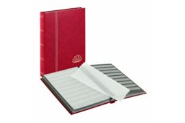 Lindner Insteekalbum Lotus Rode Kaft (Lindner 5701-R)