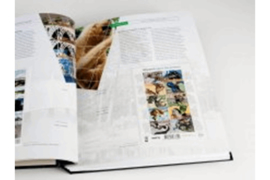 DAVO Luxe supplement Nederland Geillusteerd Verzamelen Velletjes 2013
