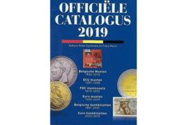 België Munten Catalogus Morin 2019