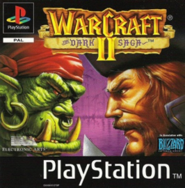 Warcraft II The Dark Saga - PS1