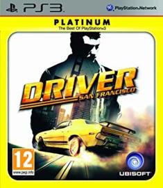 Driver San Francisco Platinum - PS3