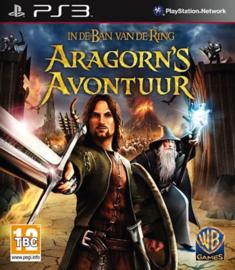 In de Ban van de Ring Aragorn's Avontuur - PS3