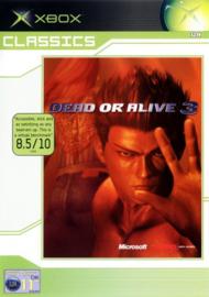 Dead Or Alive 3 Classics - Xbox