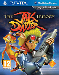The Jak and Daxter Trilogy - PS VITA
