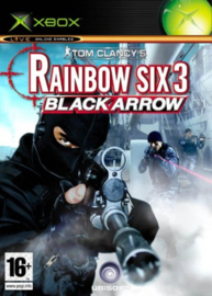Rainbow Six 3 Black Arrow - Xbox