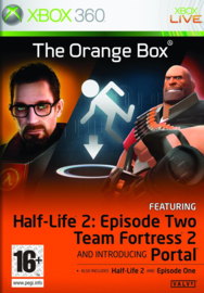 Half Life 2 the Orange Box - Xbox 360