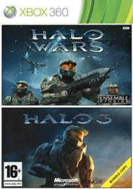 Halo Wars + Halo 3 - Xbox 360