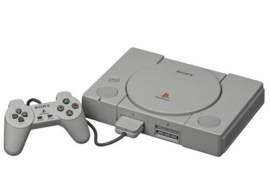 Playstation 1 inclusief Controller