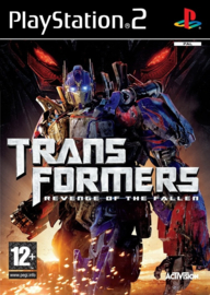 Transformers Revenge of The Fallen - PS2