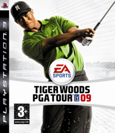 Tiger Woods PGA Tour 09 - PS3
