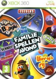 Hasbro Familie Spellen Avond - Xbox 360