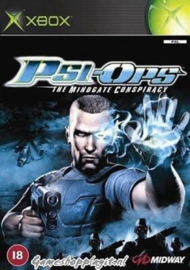 Psi-Ops The Mindgate Conspiracy - Xbox